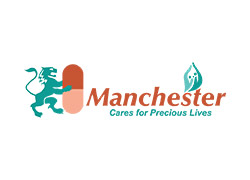 Manchester Pharma Logo