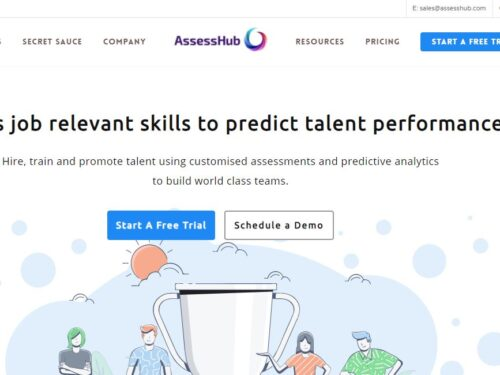 Online Assessments AssessHub